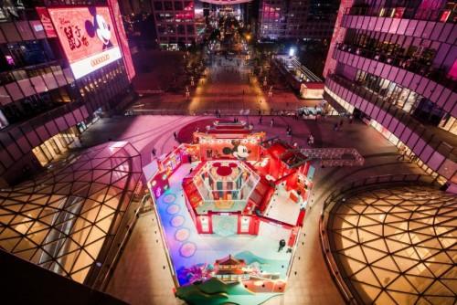 """来苏州中心商场米奇鼠年灯会,迎接""""鼠""""于你的2020!"""