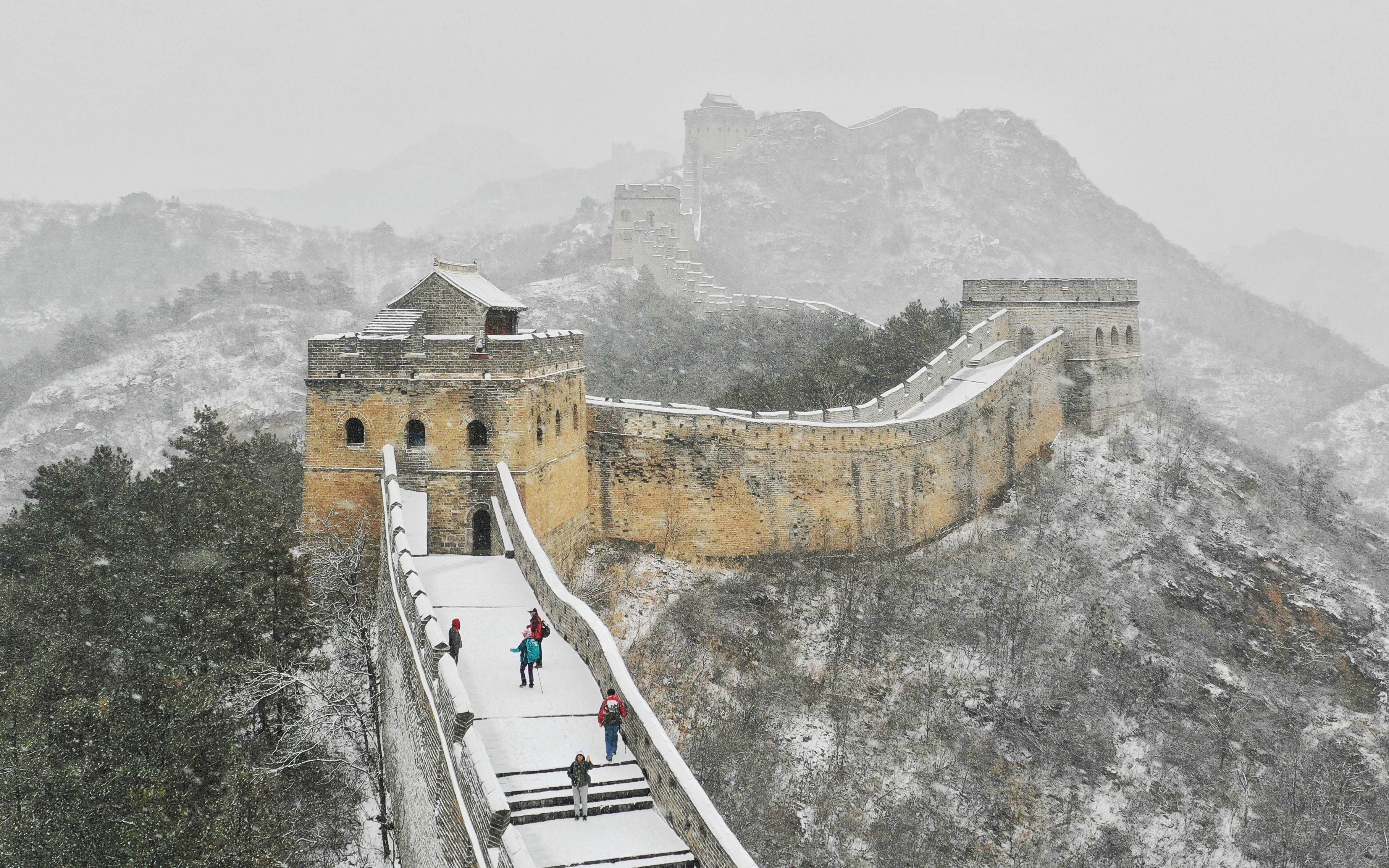 北京初雪最全图集来了!一文看遍城里城外 最新热点 第31张