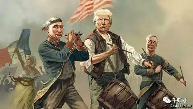 热帖:美国大选前,特朗普送给普京的最后一个礼物