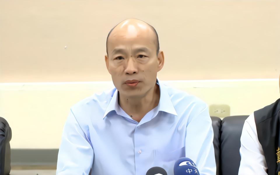 韩国瑜或将重返政坛?专家:可能是民进党的阴谋