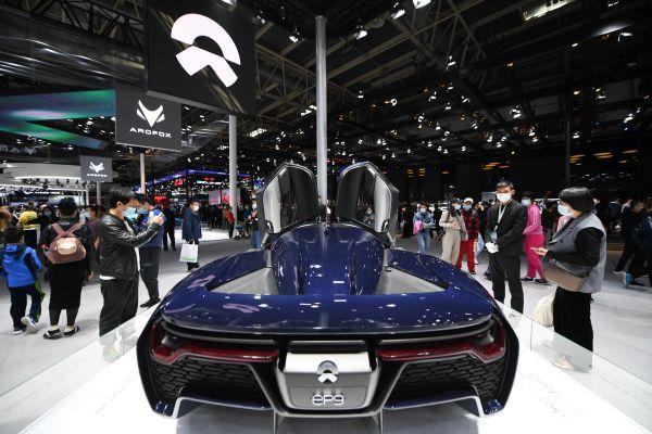 蔚来向韩企采购电动车专用部件 韩媒:中国市场令人期待
