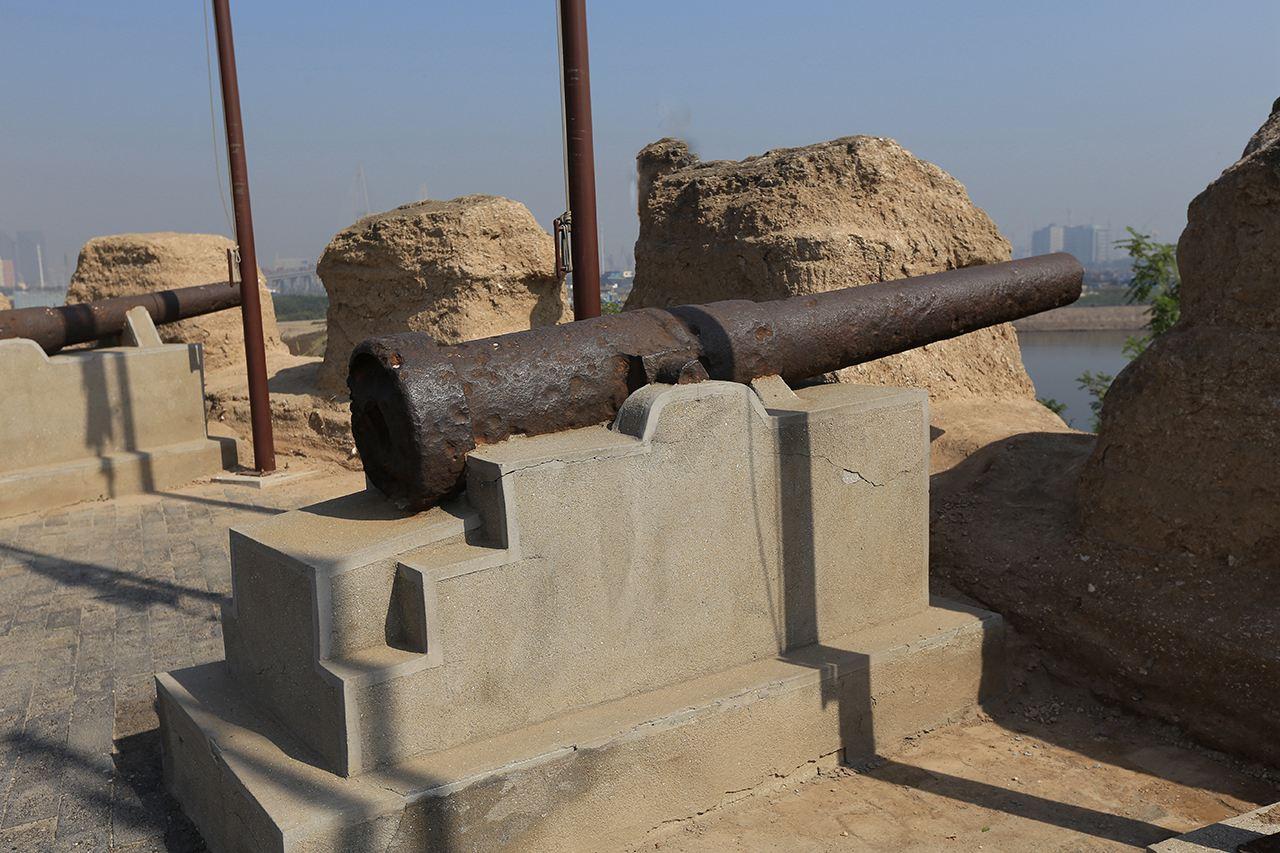 天津:大沽炮台遗址