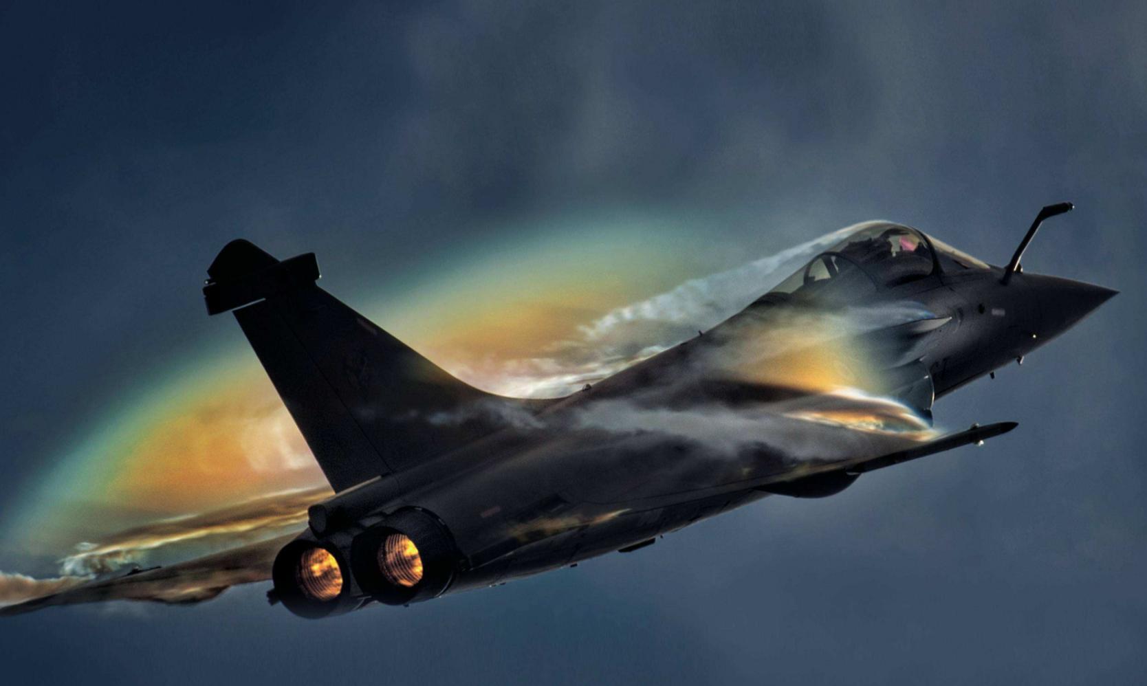 印度对阵风战斗机寄予厚望
