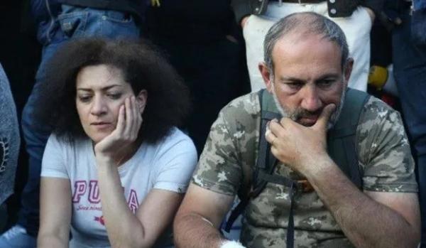 【彩乐园2进入dsn292com】_法媒:亚美尼亚总理夫人准备参战,其子已成为志愿兵