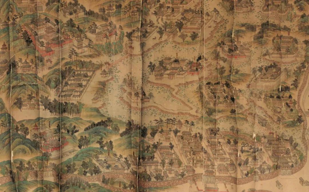 康熙皇帝为什么要建造避暑山庄,它有什么作用(图4)