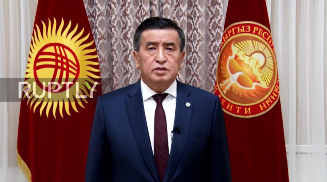 """【seo视频教程】_""""南北冲突""""持续一周,吉尔吉斯斯坦总统去哪了?"""