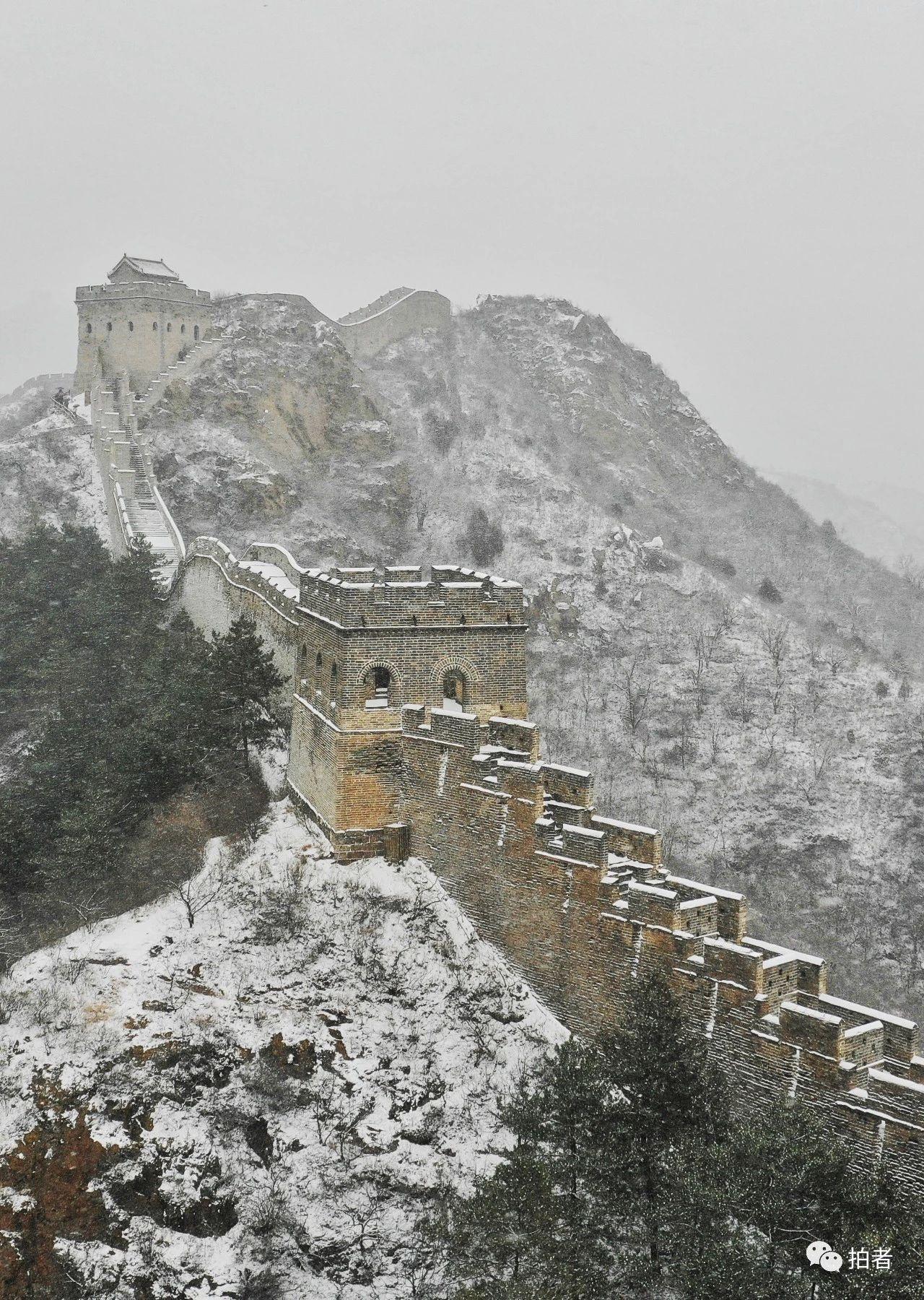 北京初雪最全图集来了!一文看遍城里城外 最新热点 第32张