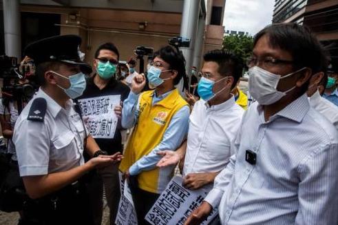"""【百度关键词分析】_""""香港人的基因资料会送往内地""""?反对派的谣言太荒唐"""
