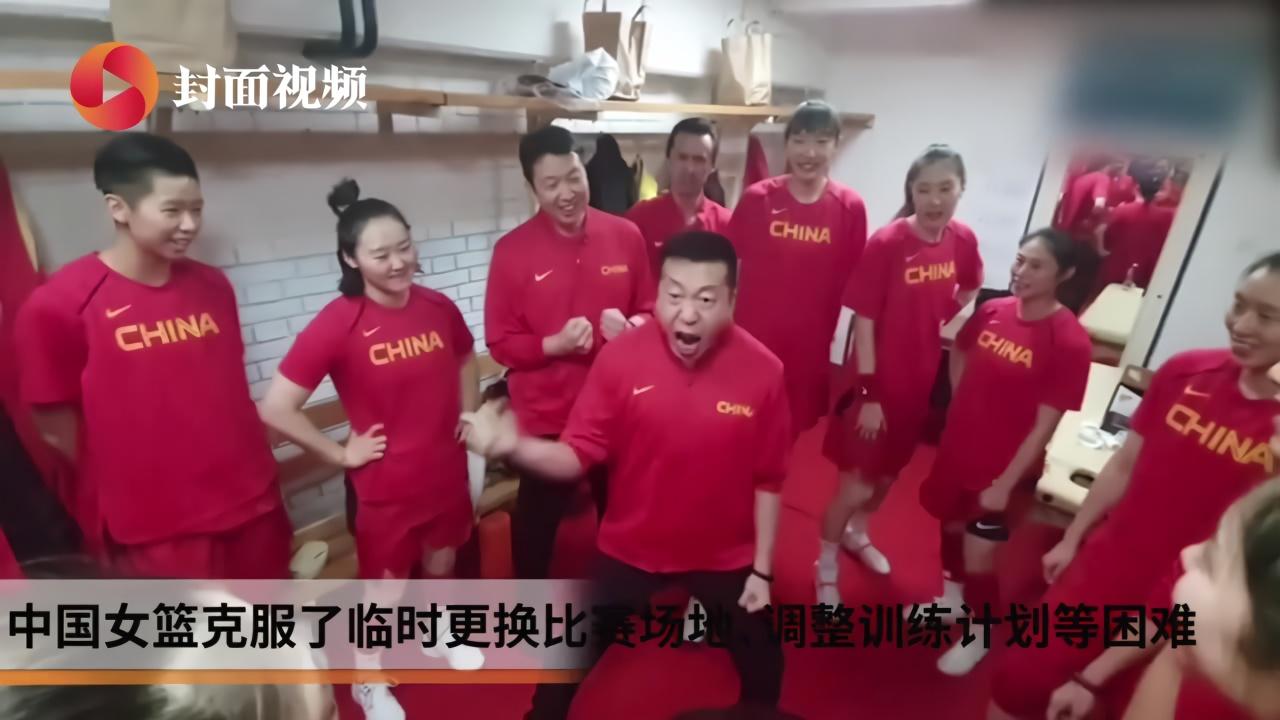 40分大胜韩国队 中国女篮三战全胜强势挺进东京奥运会