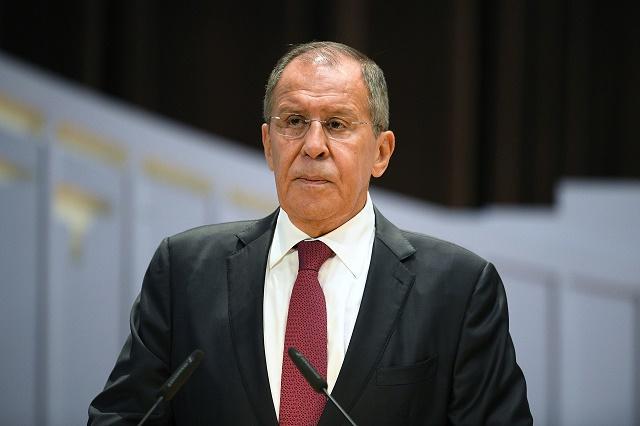 【百度刷下拉框】_俄外长:美国应放弃诋毁攻击,承认中国是大国