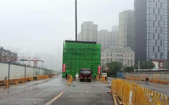 【亚洲天堂电子书】_武汉武昌和平大道立交桥塌了?官方辟谣:系一工地事故