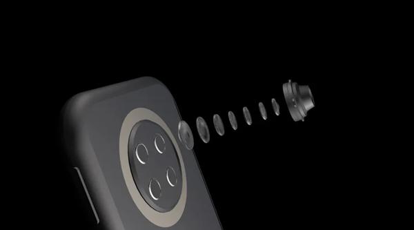 欧菲光7P 108M光学镜头