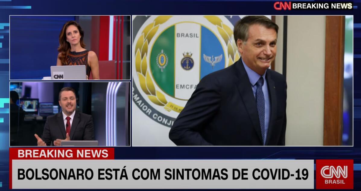 【广西企划行业交流平台】_发烧、服用羟氯喹,巴西总统再次进行新冠病毒检测