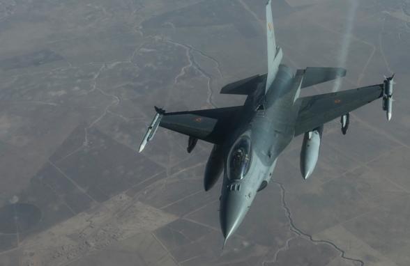 人工智能击败人类飞行员 无人机将主导未来空战?