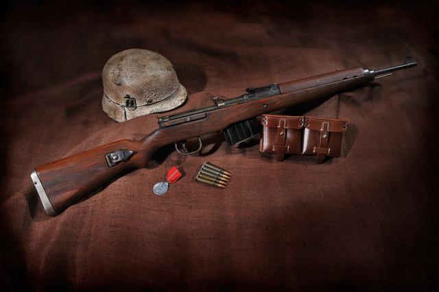 德军G43半自动步枪的辛酸历程,本想扬名立万,结果生不逢时