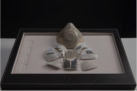 【比特币泡沫破灭】_中国商人买下世界最昂贵口罩 网友第一反应:钻石扎脸吗?