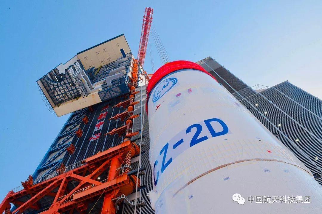 一箭四星 中国成功发射4颗新技术试验卫星插图3