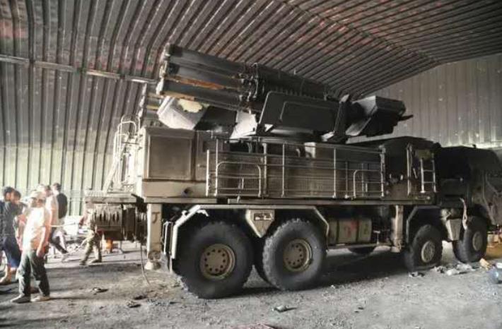 利比亚大批国民军倒戈俄罗斯防空系统被缴获 拉锯战还在持续