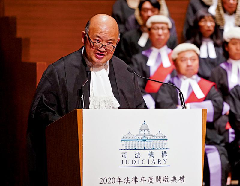 【惠州精品】_香港终审法院首席法官:司法机构绝不应被政治化