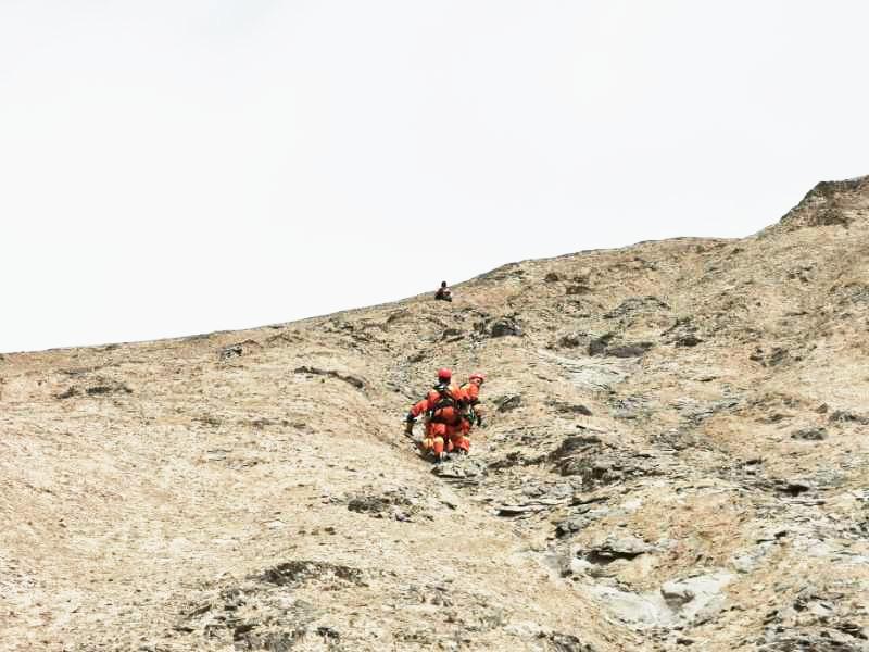 【微信什么时候出来的】_武汉一男子独登昆仑山被困半山腰,格尔木消防成功救援