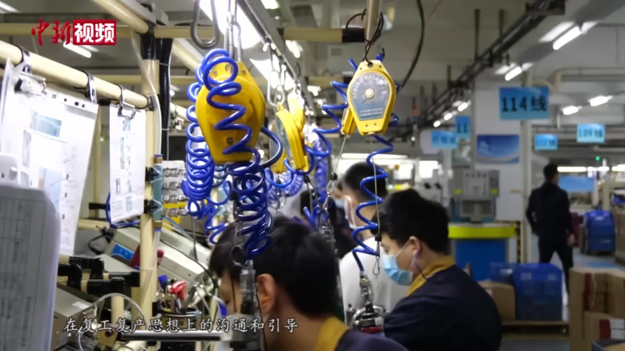 广州为湖北籍返穗务工人员提供暖心服务