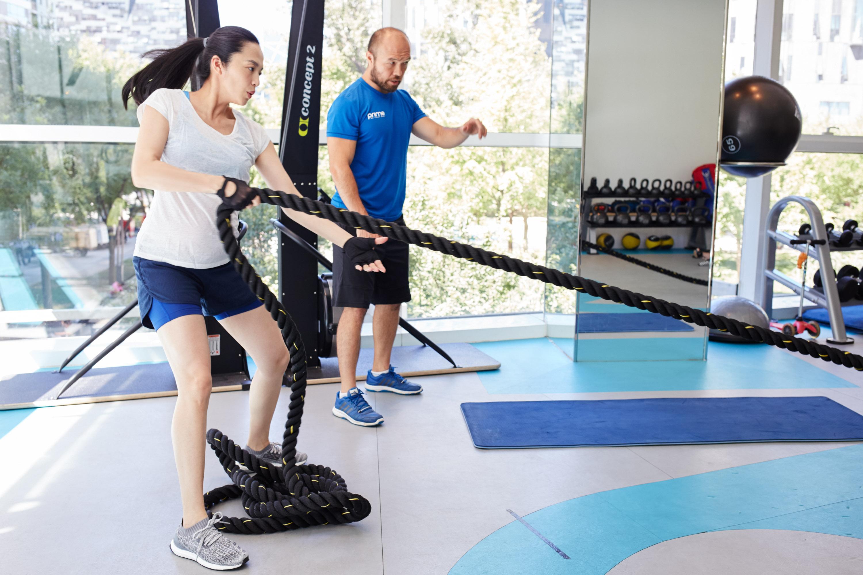 每天健身时间控制在多久比较合适