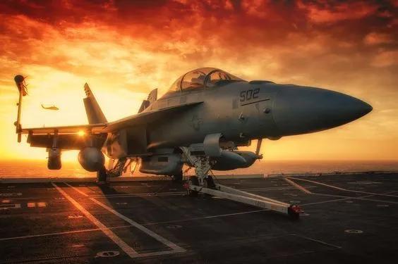 低調的刺客 3架EA-18G即可造成大批對手電磁紊亂