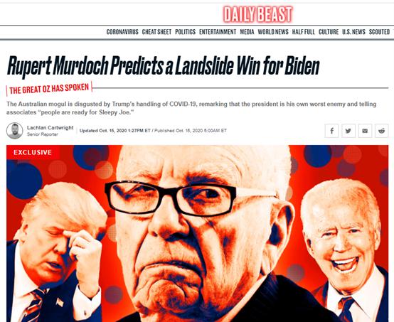 【迪士尼国际下载】_美媒:特朗普的一个重要盟友认为他将惨败