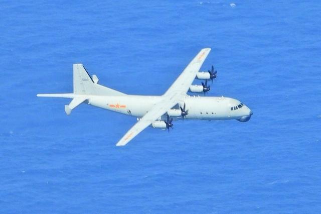 【彩乐园3app】_台媒:解放军军机再度进入台湾西南空域 20小时内3度巡台