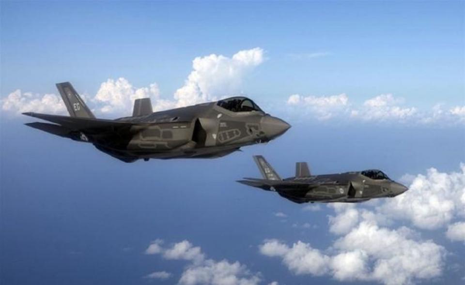 四天连摔两架隐身战机 美国空军到底咋了?