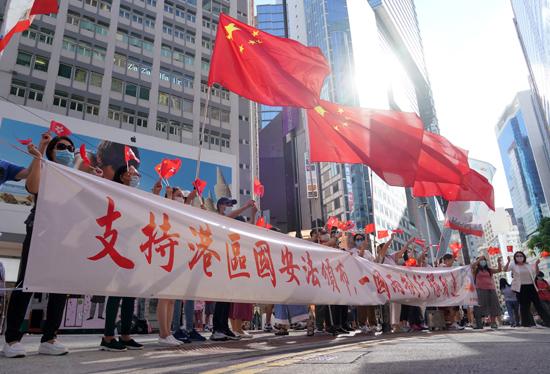 【麻城一多秀直播大厅】_旅法学者宋鲁郑:西方担忧香港未来,我们好着呢
