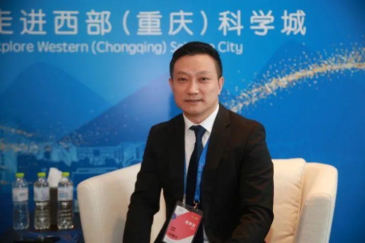 长江国际商会副会长张黎刚:人工智能、大数据在诊断领域大有价值