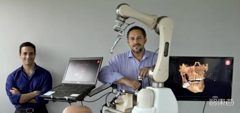 收割上亿美元的牙科手术机器人!获美国FDA许可,解放牙医双手