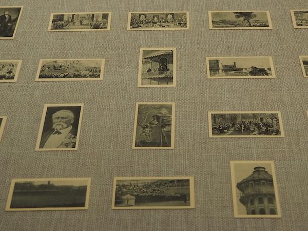 香烟画片 1851-1936
