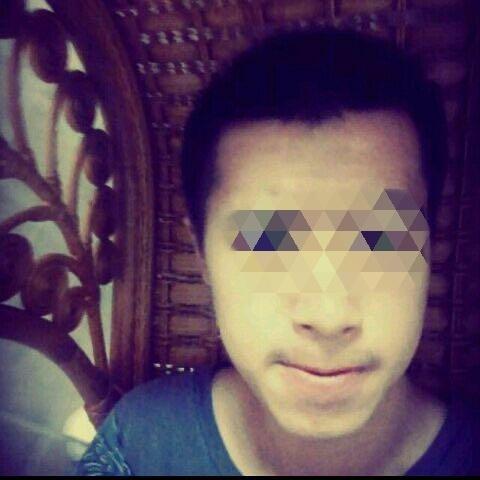 受访者提供犯罪嫌疑人洪某照片。