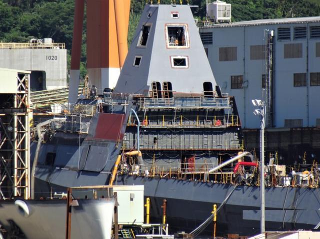 日本下一代护卫舰将下水 美媒:腾出驱逐舰专门对付中朝(图2)