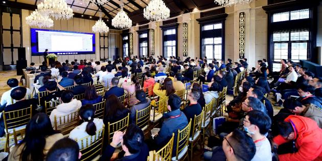 深耕西南,达观数据与成都市人工智能协会联合举办AI盛会