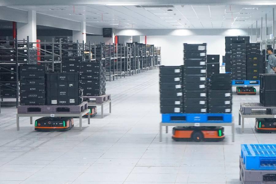 海康威视投资城市运营管理公司,涉人工智能行业应用系统集成服务
