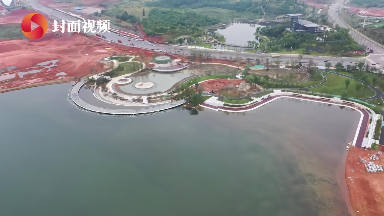 无边界公园城市水系的硬实力 自然水生态可实现内循环