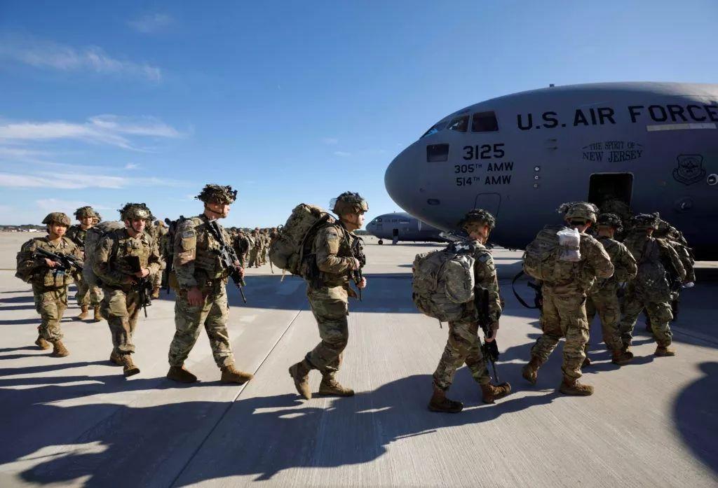 美军已经紧急向中东增加了3000兵力以应对不测