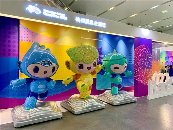 网易伏羲亮相杭州文博会,有灵AI写歌词演绎亚运好声音