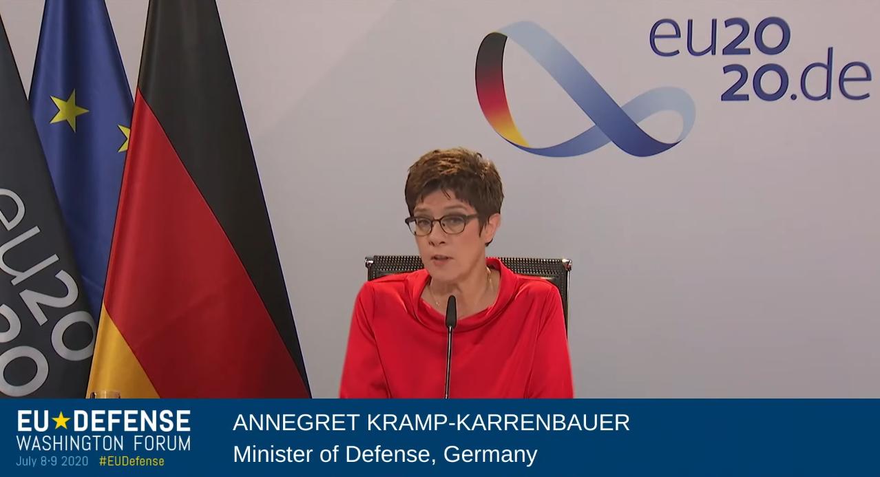 【迪士尼彩乐注册】_德国国防部长:一些西方政客猛批中国只是自嗨,德国不会这样