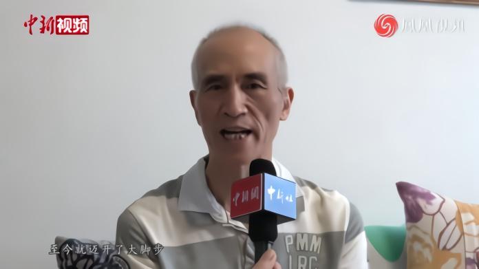 """西安69岁老人""""穷游""""30余国:生命不息旅行不止"""