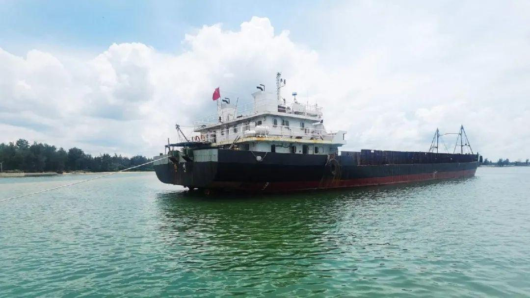 【青海企划网】_西沙海域军用海底光缆遭破坏 肇事船长被三沙海警抓获