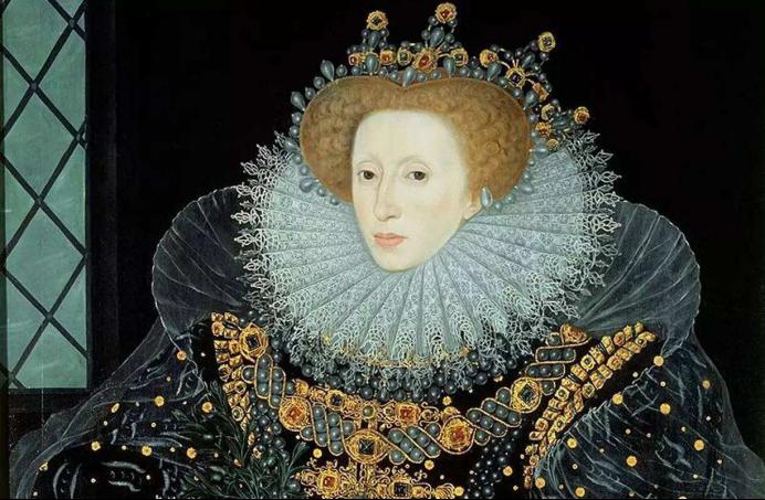 伊丽莎白一世,与莎士比亚确有几分神似