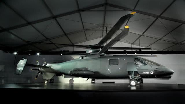 """""""混血武器""""孕育而出!SB-1+""""科曼奇""""=美国新型武装直升机"""