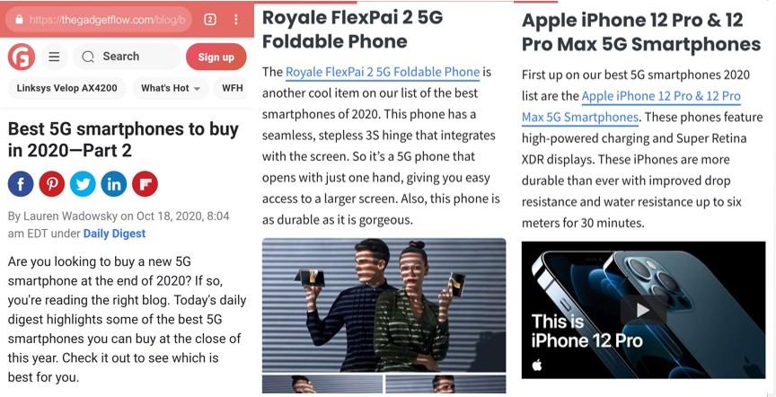 外媒:柔宇FlexPai 2是2020年最值得购买的5G折叠屏手机