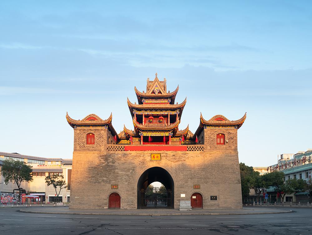 【南昌创域】_宁夏银川恢复全国文明城市资格 去年因得分太低被罚停一年