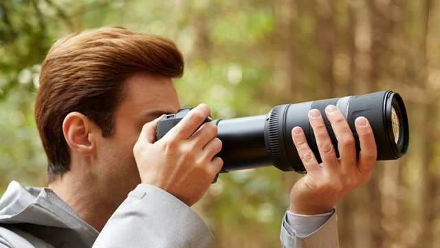 佳能600mm和800mm超远摄镜头外观照曝光
