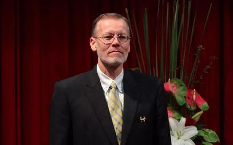 美国在台协会(AIT)台北办事处处长郦英杰(William Brent Christensen)